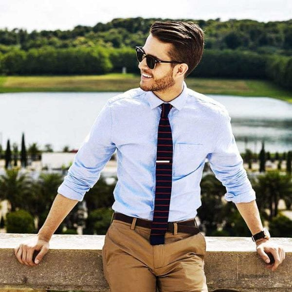 How To Look Fashionable In Monsoon Men