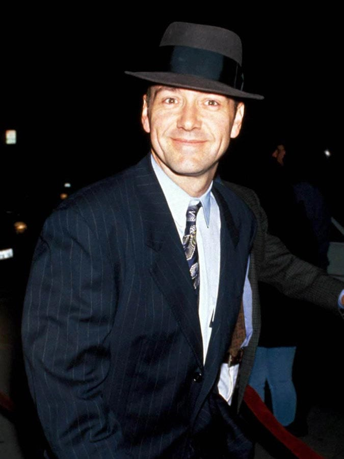 Kevin Spacey Fedora