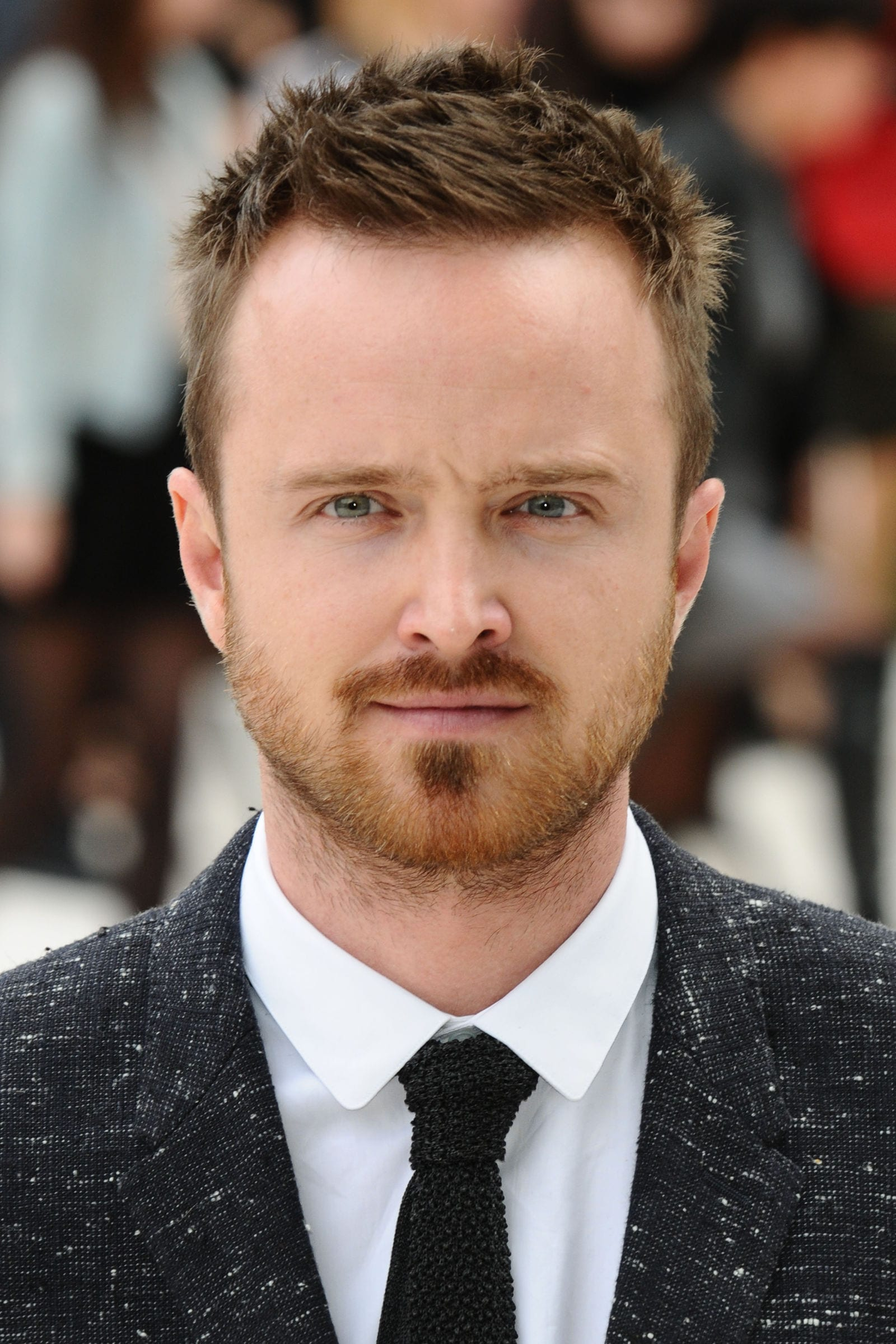 Aaron Paul textured hairstyle by Featureflash Photo Agency