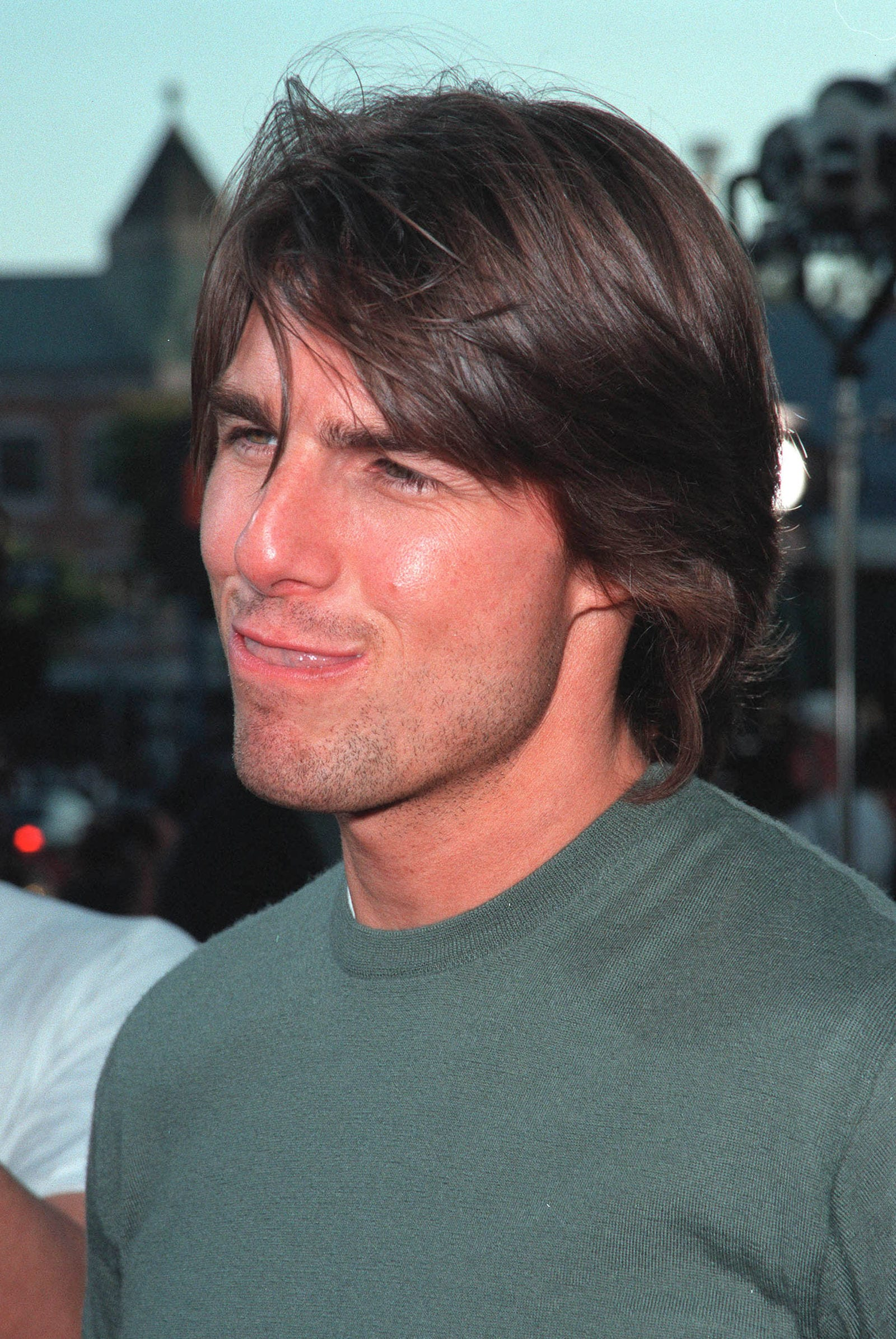 TOM CRUISE mop top hairstyle by Featureflash Photo Agency
