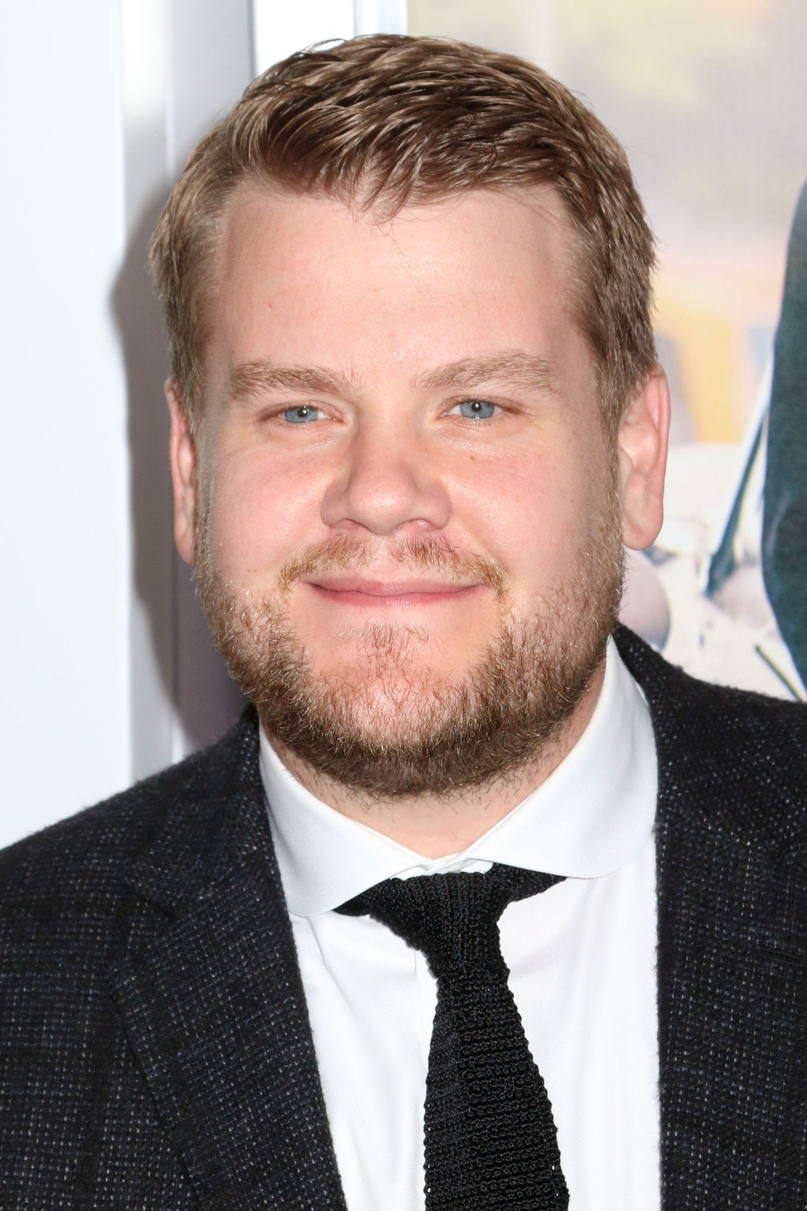 James Corden brushed up comb over by JStone
