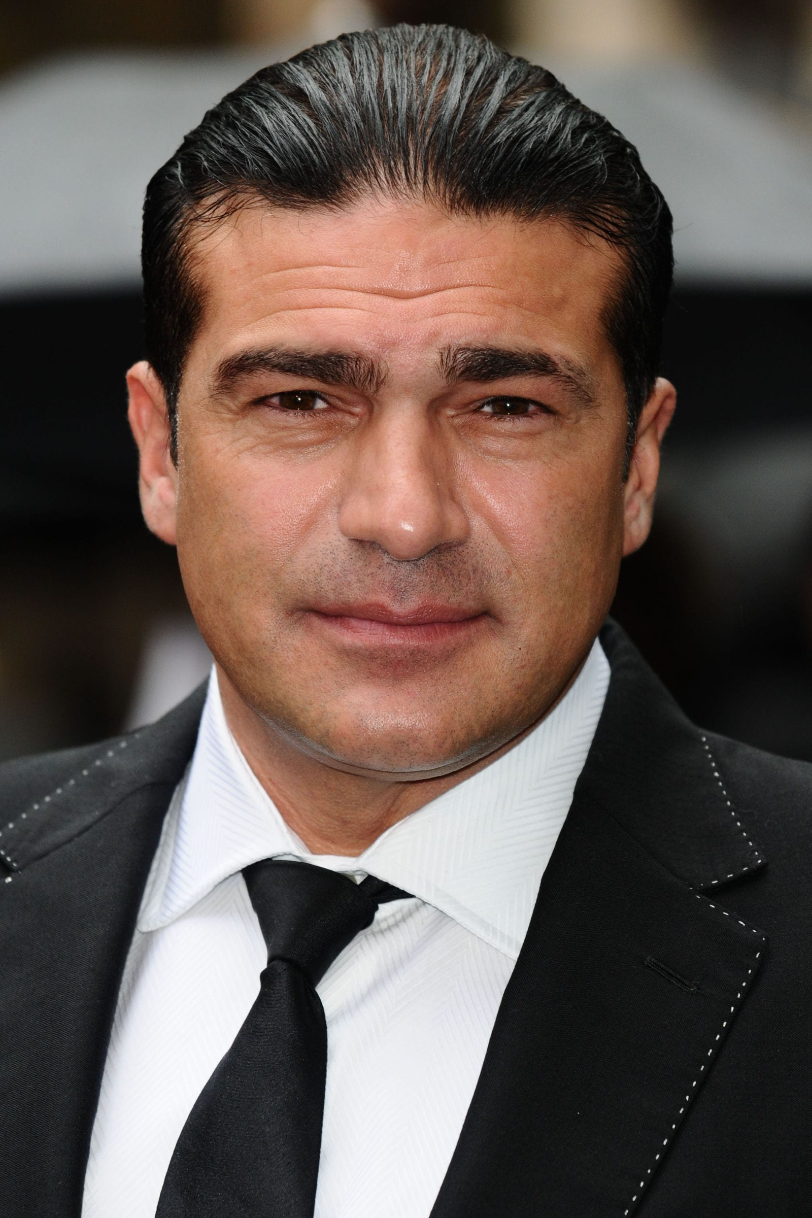 Tammer Hassan slicked back by Featureflash Photo Agency